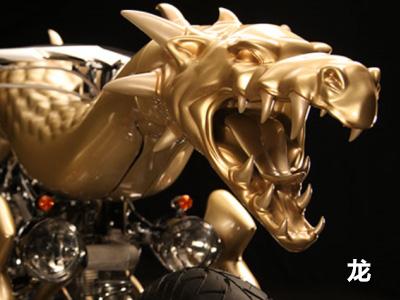 龙-3D打印专辑