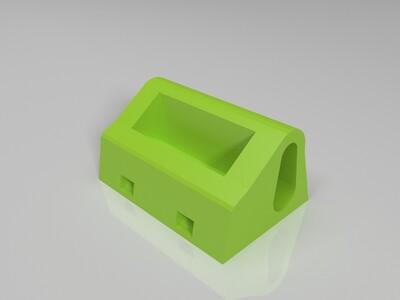 IPhone 4S充电底座-3d打印模型
