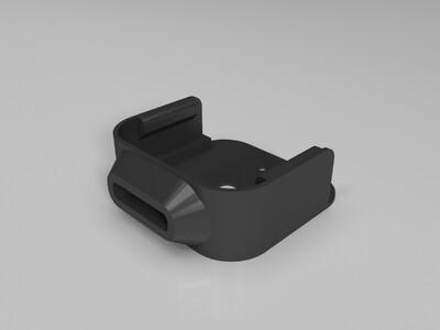 Iphone 4 充电底座-3d打印模型