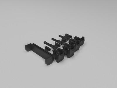 机械手套-3d打印模型