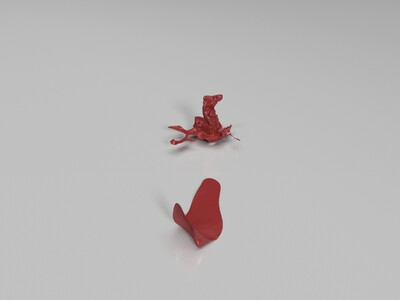 雕塑艺术-3d打印模型