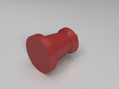 灯塔禽舍-3d打印模型