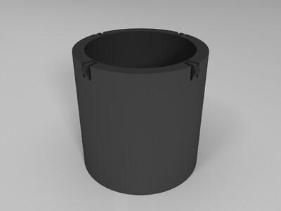 交通灯鸟屋-3d打印模型