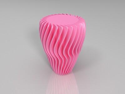 折叠灯罩MK2-3d打印模型