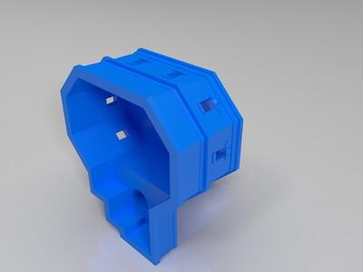 科基尔河灯塔-3d打印模型
