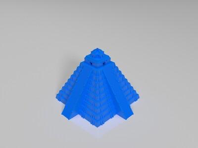玛雅金字塔