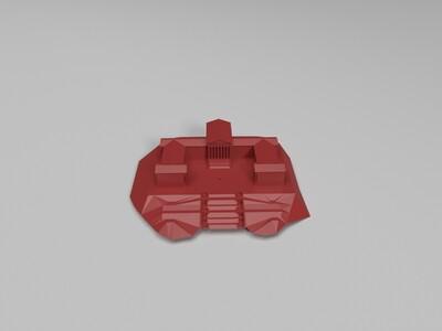 费城艺术博物馆-3d打印模型