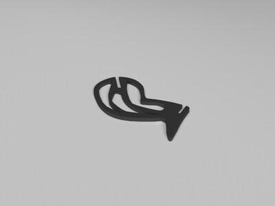 站立的恐龙-3d打印模型