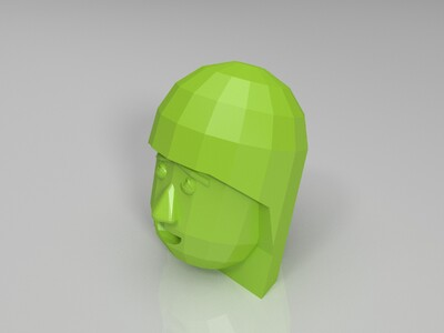 杜妮妈妈-3d打印模型