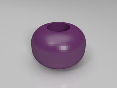 珠子-3d打印模型
