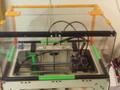打印机通风柜-3d打印模型