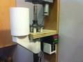 垂直料斗Filastruder的-3d打印模型