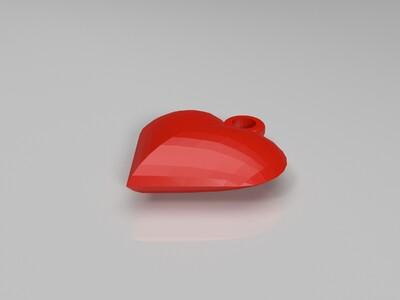 爱的礼物-3d打印模型