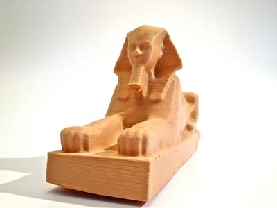 狮身人面像-3d打印模型