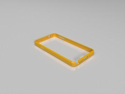 三星Galaxy手机外壳-3d打印模型