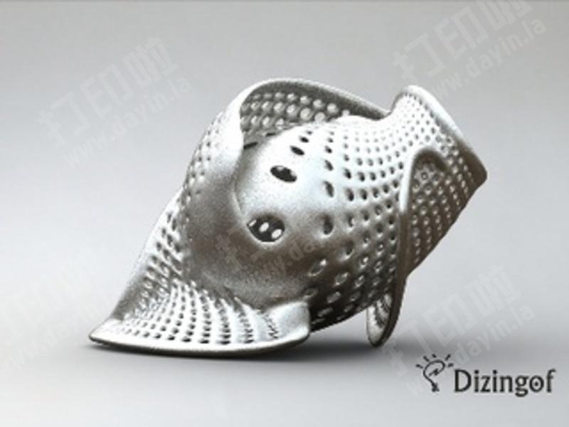 海螺-3d打印模型