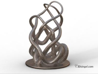 艺术品-3d打印模型