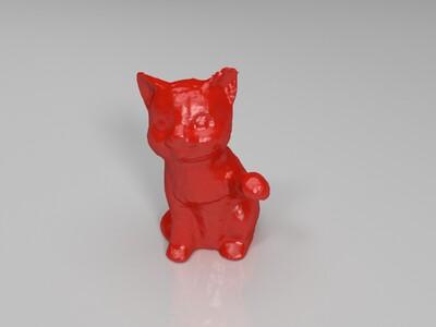 小猫典当-3d打印模型