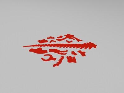 立体拼图-恐龙迪诺