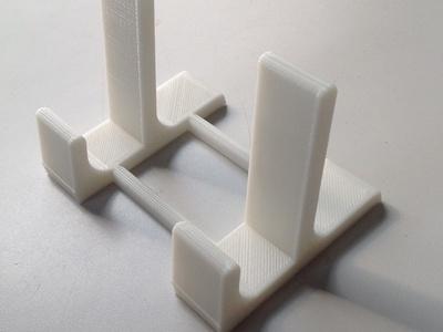 计算机键盘支架-3d打印模型