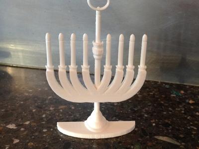 烛台-圣诞节装饰