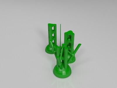 东方明珠-3d打印模型