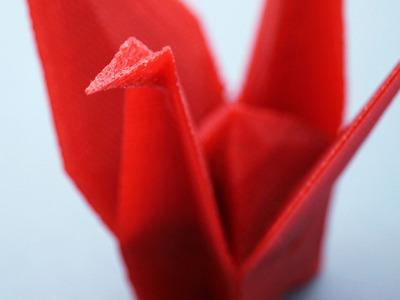 纸鹤-3d打印模型