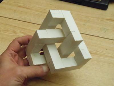 三叶结-3d打印模型
