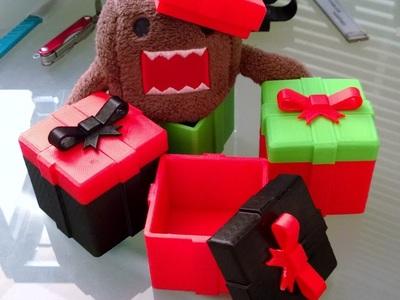 圣诞节礼品盒