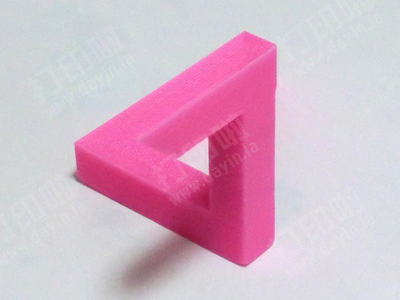 彭罗斯三角悖论-3d打印模型