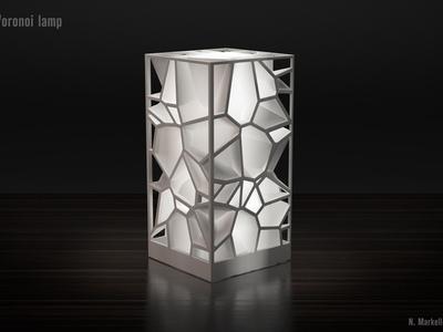 镂空灯罩-3d打印模型