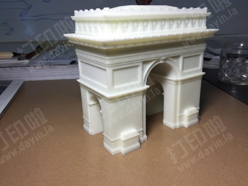 凯旋门-3d打印模型
