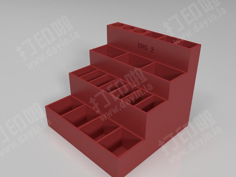 桌面工具夹-3d打印模型