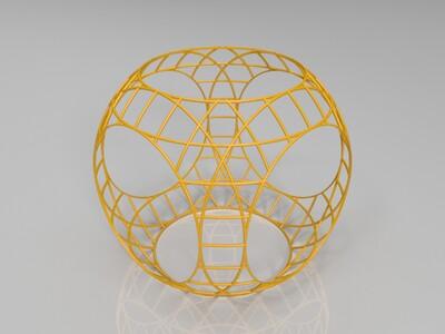 艺术感-3d打印模型