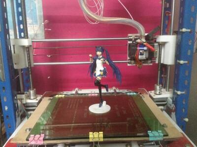 猫女-3d打印模型