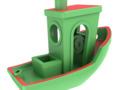 #3DBenchy - The jolly 3D printing torture-test-3d打印模型