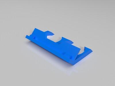 外置风扇-3d打印模型