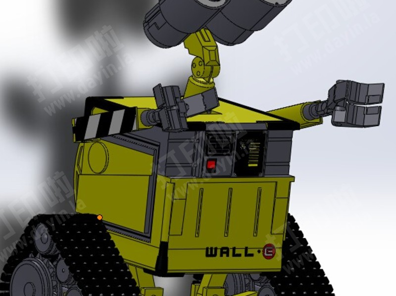 机器人总动员—瓦力