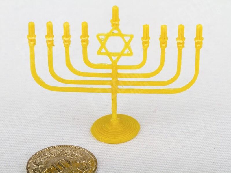 宗教烛台-3d打印模型