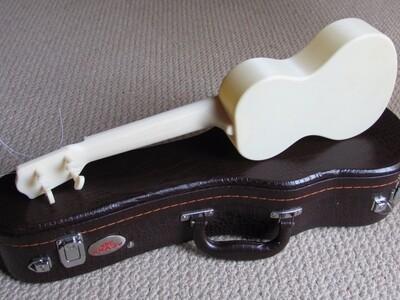 四弦琴-3d打印模型