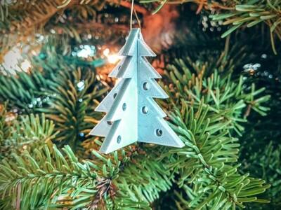 圣诞树吊坠