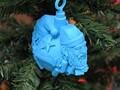 圣诞老人吊坠-3d打印模型