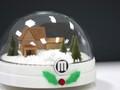 雪世界-3d打印模型