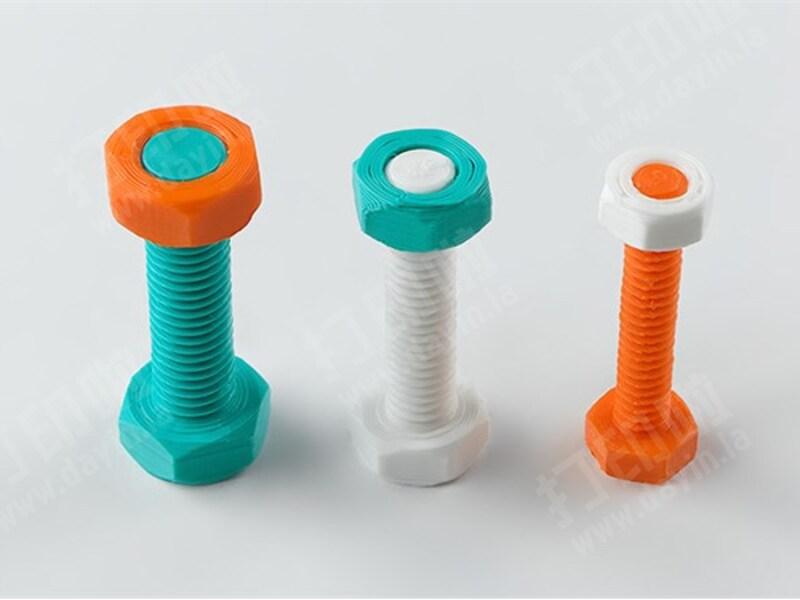 螺丝组合,送螺丝盒-3d打印模型