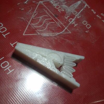 夹子-3d打印模型