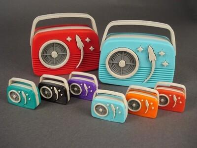 收音机-3d打印模型