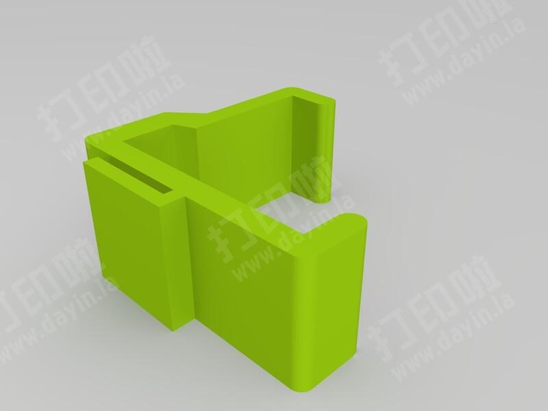 杂物篮-3d打印模型