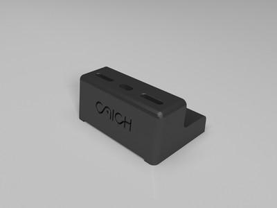 iphone充电底座-3d打印模型