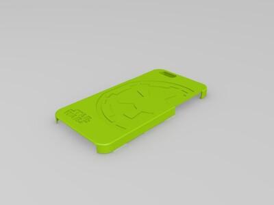 iphone6/6s手机壳-3d打印模型