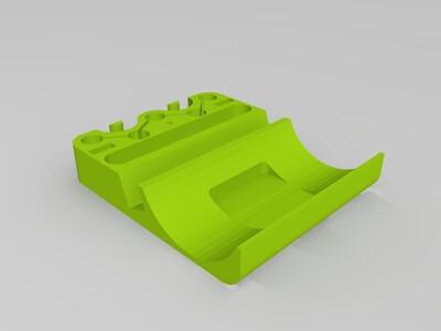 办公桌面收纳-3d打印模型